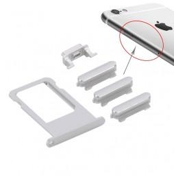 GSM PSTN Dual Network Burglar Alarm System, Network: GSM 900 / 1800 / 1900MHZ(White)