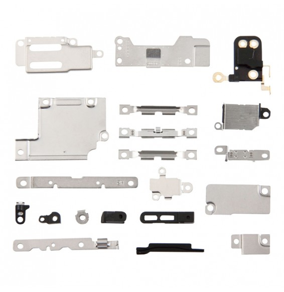 20 in 1 for iPhone 6s Inner Repair Accessories Metal Part Set