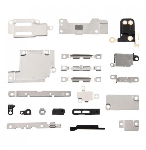 Kit fixations / plaques internes métalliques pour iPhone 6s