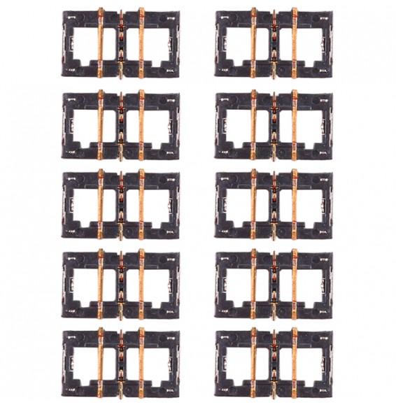 Connecteur FPC batterie et carte mère pour iPhone 7/7 Plus