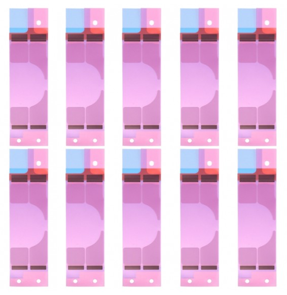 10pcs for iPhone 8 Plus Battery Adhesive Tape Stickers