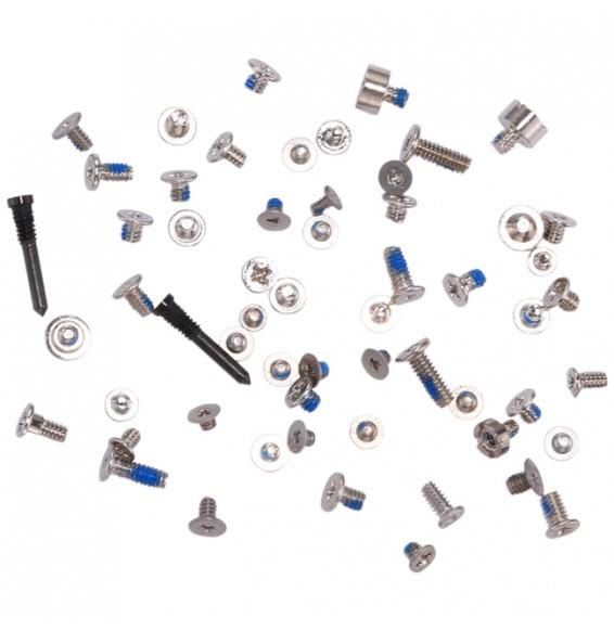 Komplette Schrauben für iPhone X (Schwarz)