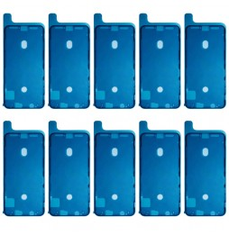 10pcs sticker étanchéité LCD pour iPhone XS Max