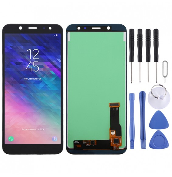 TFT LCD Screen for Galaxy A6 (2018) A600F (Black)