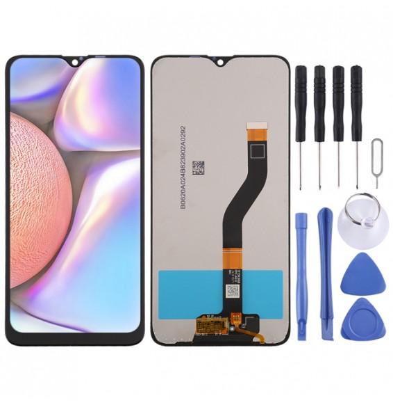 LCD Bildschirm für Samsung Galaxy A10 SM-A105 (Schwarz)