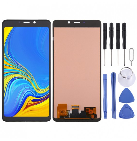 incell LCD Screen for Galaxy A9 (2018) / A920F (Black)