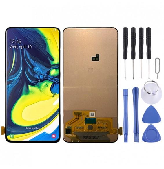 Écran LCD complet pour Galaxy A90, SM-A905F/DS, SM-A905FN/DS