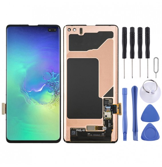 LCD Screen for Galaxy S10+ (Black)