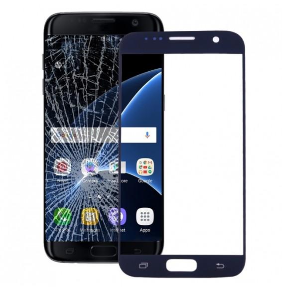 Vitre écran pour Galaxy S7 / G930 (noir)
