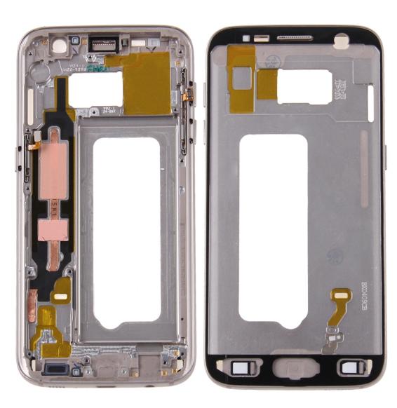 Fahrgestell für Galaxy S7 / G930 (Gold)