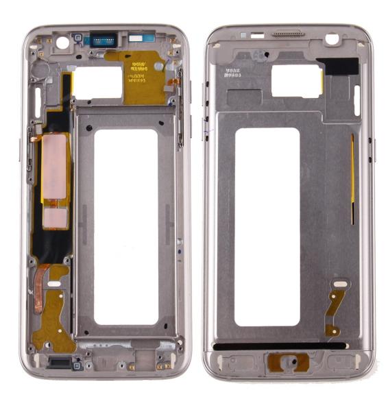 Châssis LCD pour Samsung Galaxy S7 Edge SM-G935 (Gold)