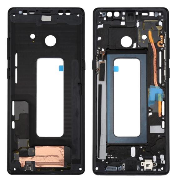Châssis pour Galaxy Note 8 / N950 (noir)