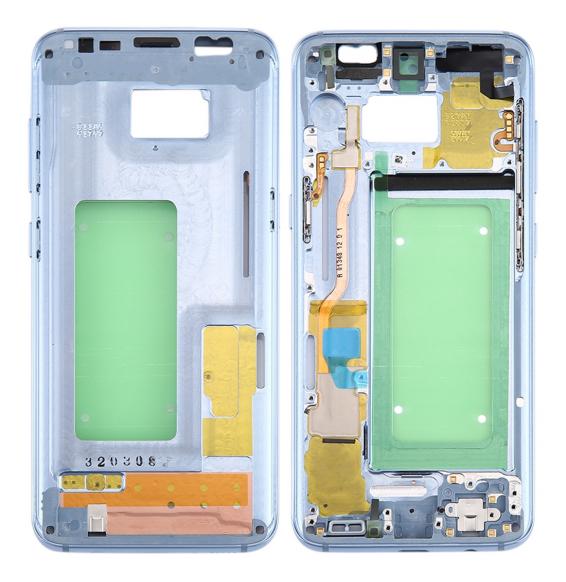 Châssis LCD pour Samsung Galaxy S8 SM-G950 (Bleu)