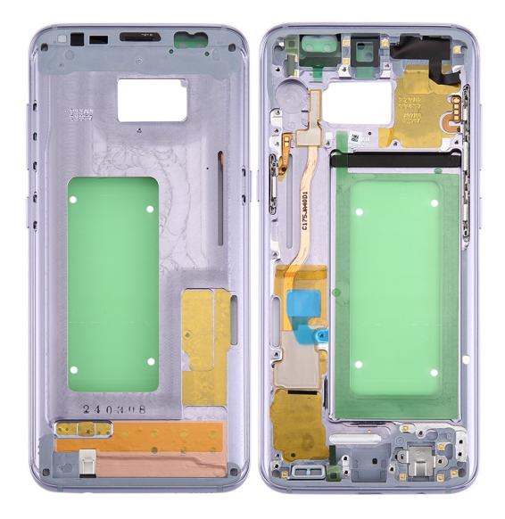 LCD Rahmen für Samsung Galaxy S8 SM-G950 (Grau)