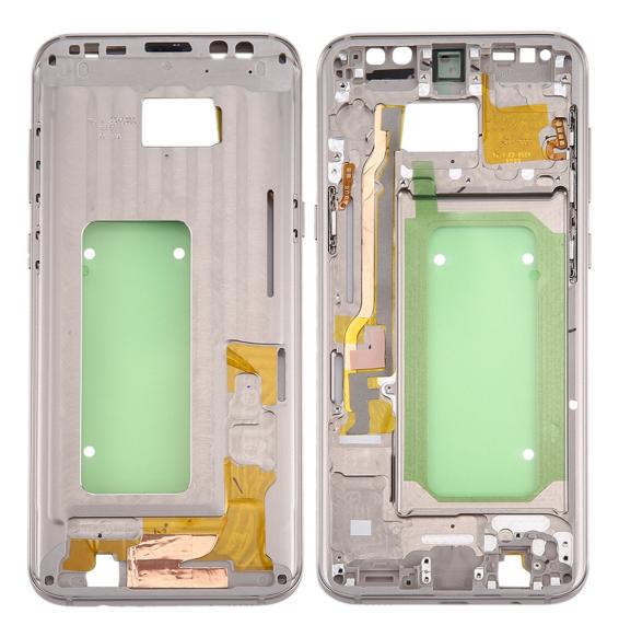 Fahrgestell für Galaxy S8+ / G9550 / G955F / G955A (Gold)