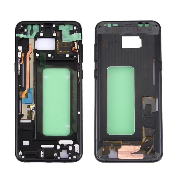 Châssis pour Galaxy S8+ / G9550 / G955F / G955A (noir)