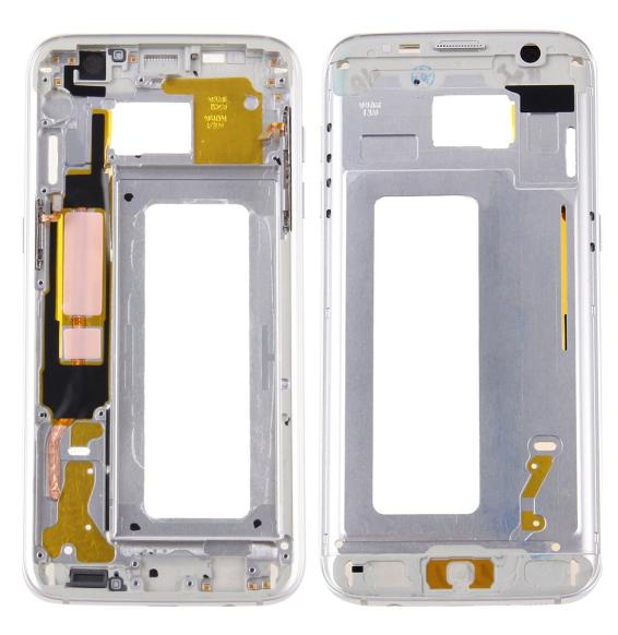 Châssis pour Galaxy S7 Edge / G935 (Silver)