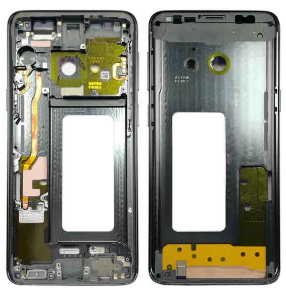 Fahrgestell für Galaxy S9 G960F, G960F/DS, G960U, G960W, G9600 (grau)