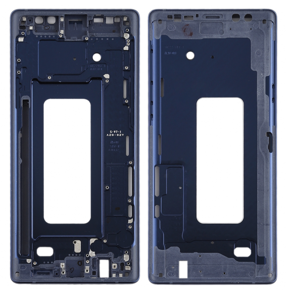 LCD Frame for Galaxy Note 9 (Blue)