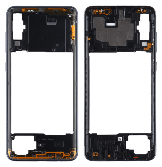 Hintere Rahmen für Samsung Galaxy A70 SM-A705