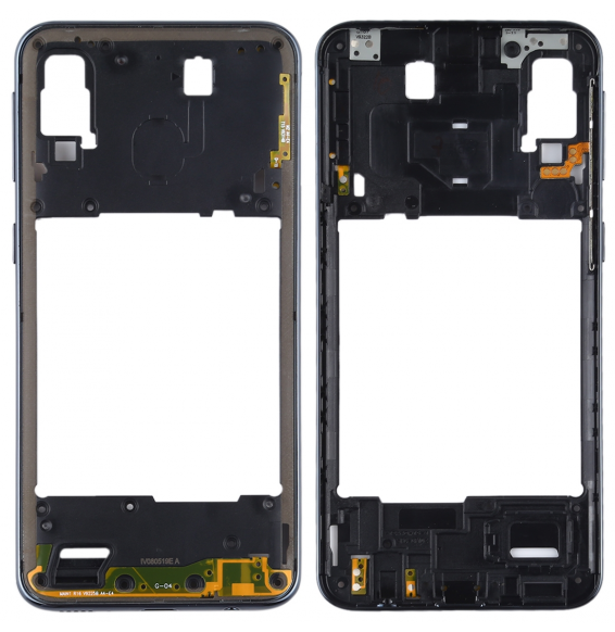 Châssis arrière pour Samsung Galaxy A40 SM-A405F
