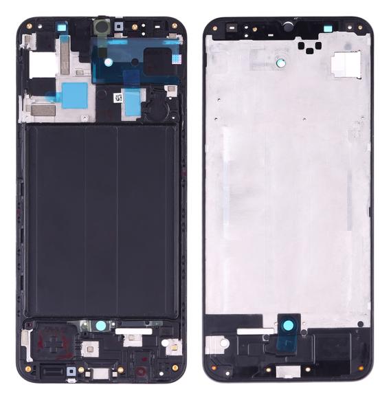 LCD Rahmen für Samsung Galaxy A50 SM-A505 (Schwarz)