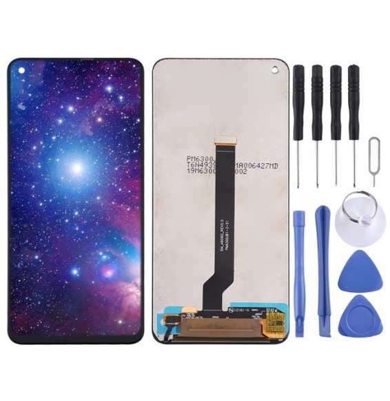 TFT LCD Screen with Original PLS for Samsung Galaxy A60 SM-A606