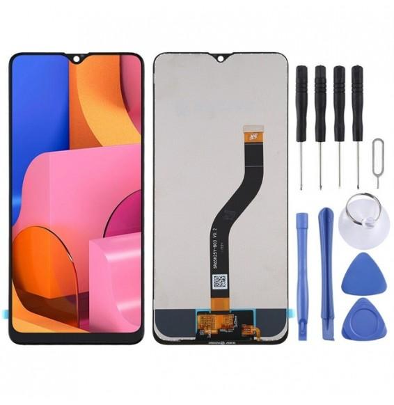 Écran LCD complet (Original) pour Galaxy A20s (IPS)