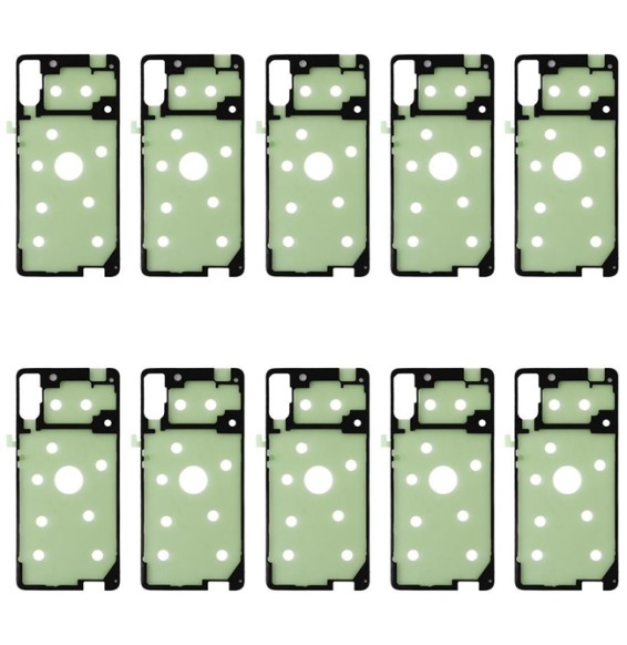 10pcs Back Cover Adhesive for Samsung Galaxy A7 2018 SM-A750