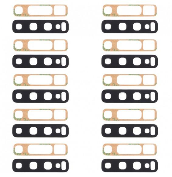 10pcs Back Camera Lens & Adhesive for Galaxy S10