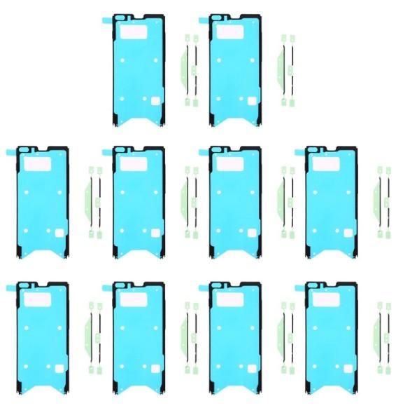 10Stk LCD Kleber für Samsung Galaxy S10+ SM-G975
