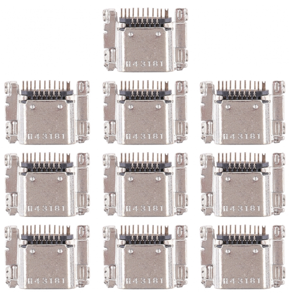 10pcs Charging Port Connector for Galaxy Tab 4 8.0 / T330