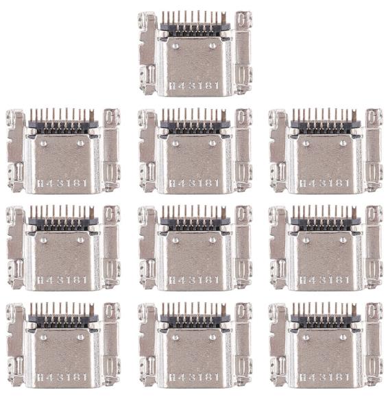 10pcs Port de charge pour Galaxy Tab 4 8.0 / T330