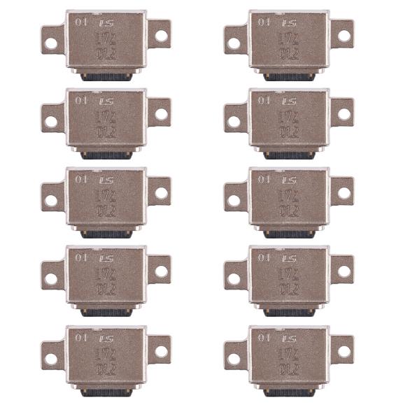 10pcs Port de charge pour Galaxy S9+