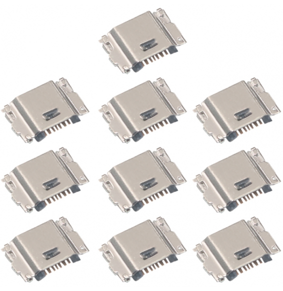 10pcs Charging Port Connector for Galaxy M10 105F