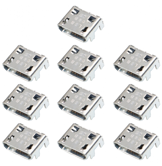 10pcs Charging Port Connector for Galaxy Tab A 9,7 T550 T555