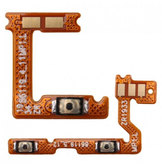 Nappe bouton power + volume pour Galaxy A20S