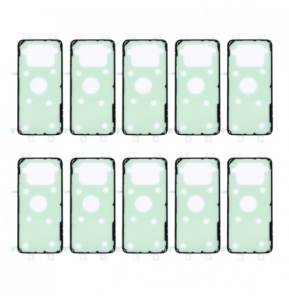 10pcs for Galaxy S8 Back Rear Housing Cover Adhesive