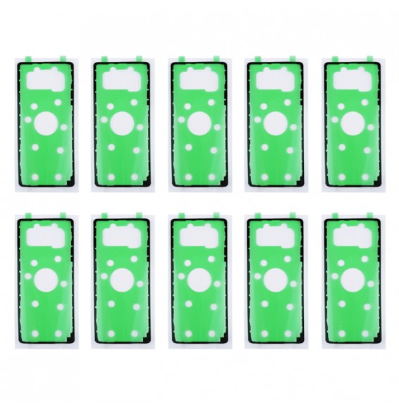 10pcs for Galaxy Note 8 Back Rear Housing Cover Adhesive