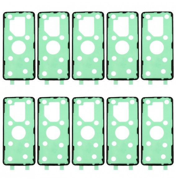 10pcs for Galaxy S9+ Back Rear Housing Cover Adhesive