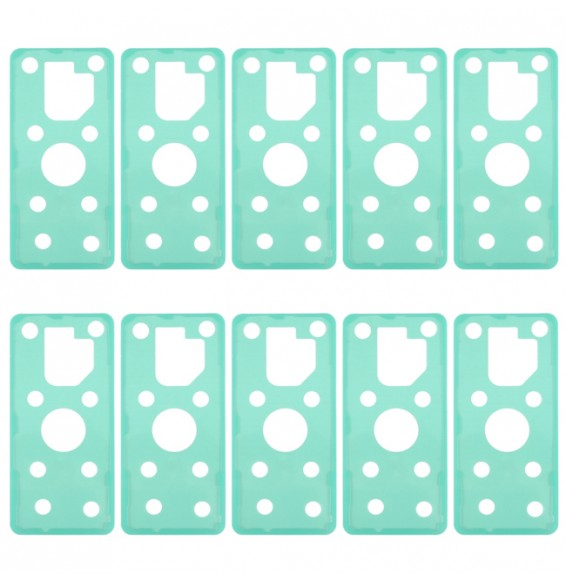 10pcs for Galaxy S9 Back Rear Housing Cover Adhesive