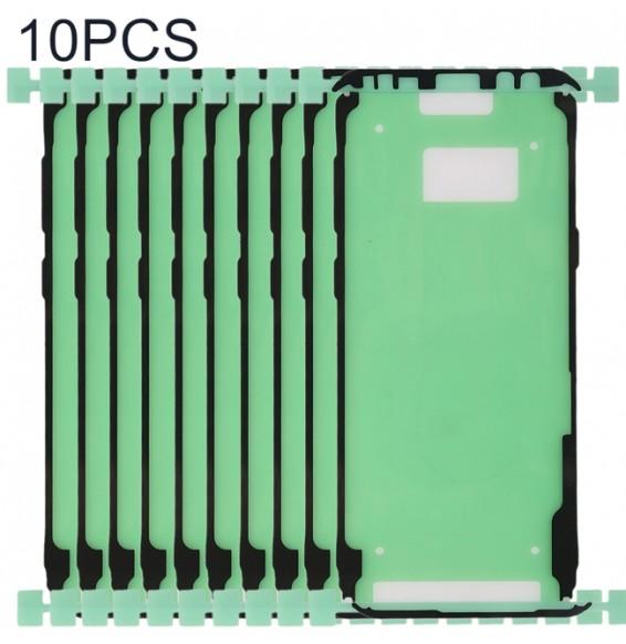 10pcs Adhésif LCD pour Samsung Galaxy S9+ SM-G965