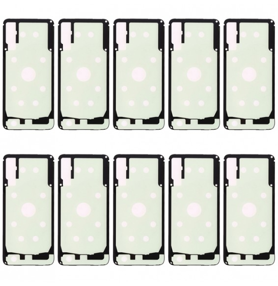 10 PCS Back Housing Cover Adhesive for Galaxy A50