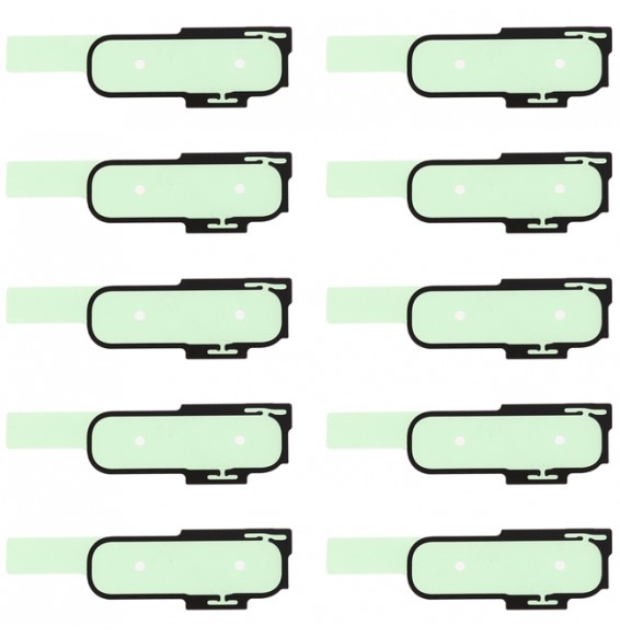10 PCS Camera Lens Cover Adhesive for Galaxy S10+ / S10