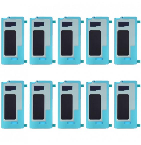 10Stk LCD Digitizer Aufkleber für Samsung Galaxy S10+ SM-G975