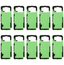 10 autocollants adhésifs imperméables PCS pour Galaxy Note 9