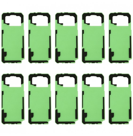10pcs Waterproof Adhesive Stickers for Galaxy Note 9