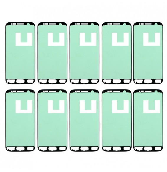 10pcs for Galaxy S7 / G930 Front Housing Adhesive