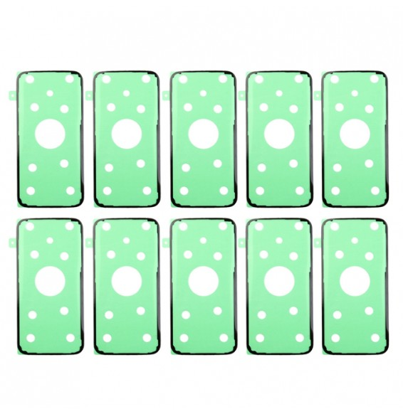 10pcs for Galaxy S7 / G930 Back Rear Housing Cover Adhesive