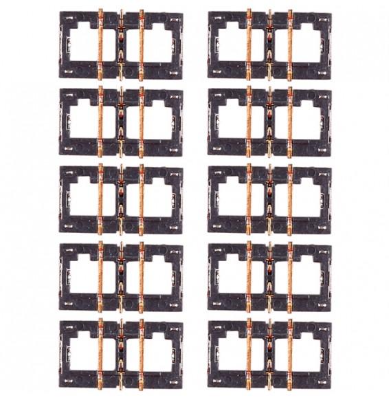 Connecteur FPC batterie et carte mère pour iPhone 6 Plus / 6s / 6s Plus